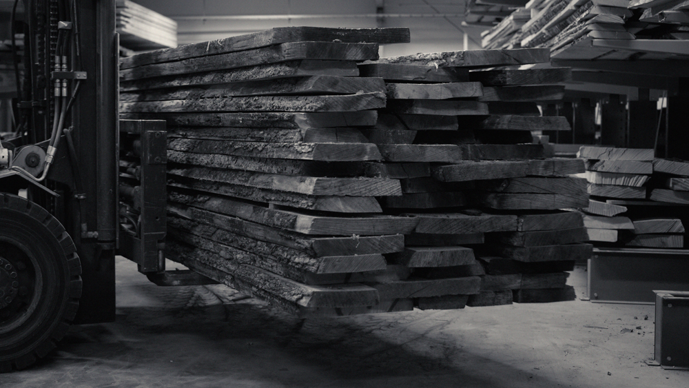 Timber store, Karl Andersson & Söner