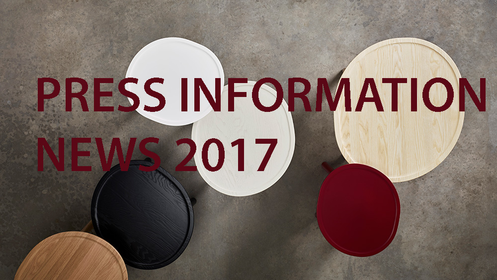 Press information 2017, Karl Andersson & Söner