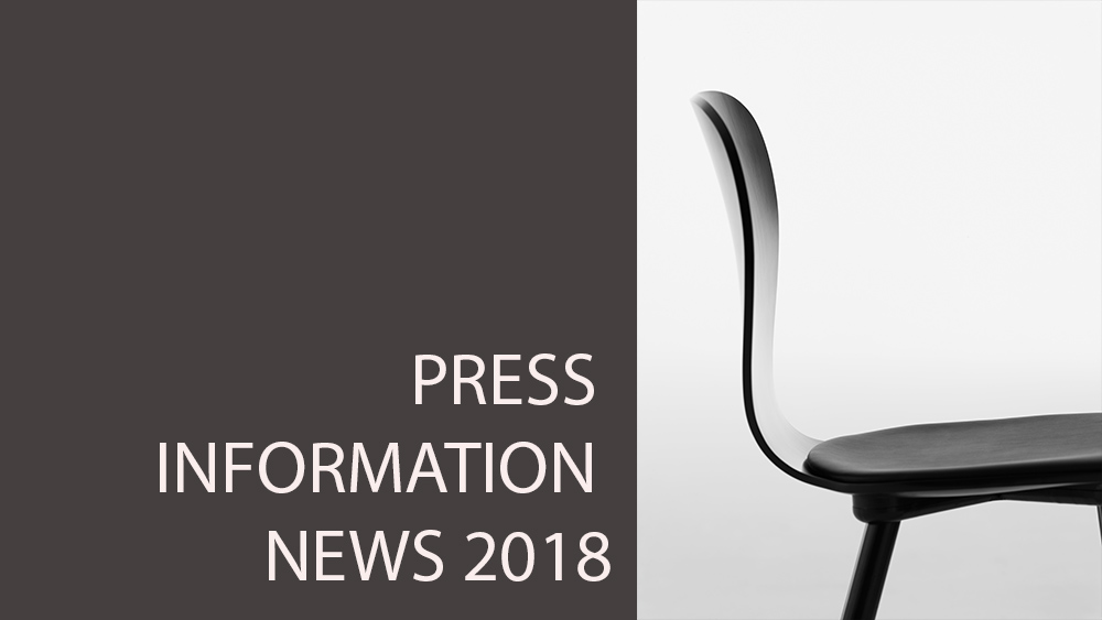 Press information new products 2018 Karl Andersson Söner