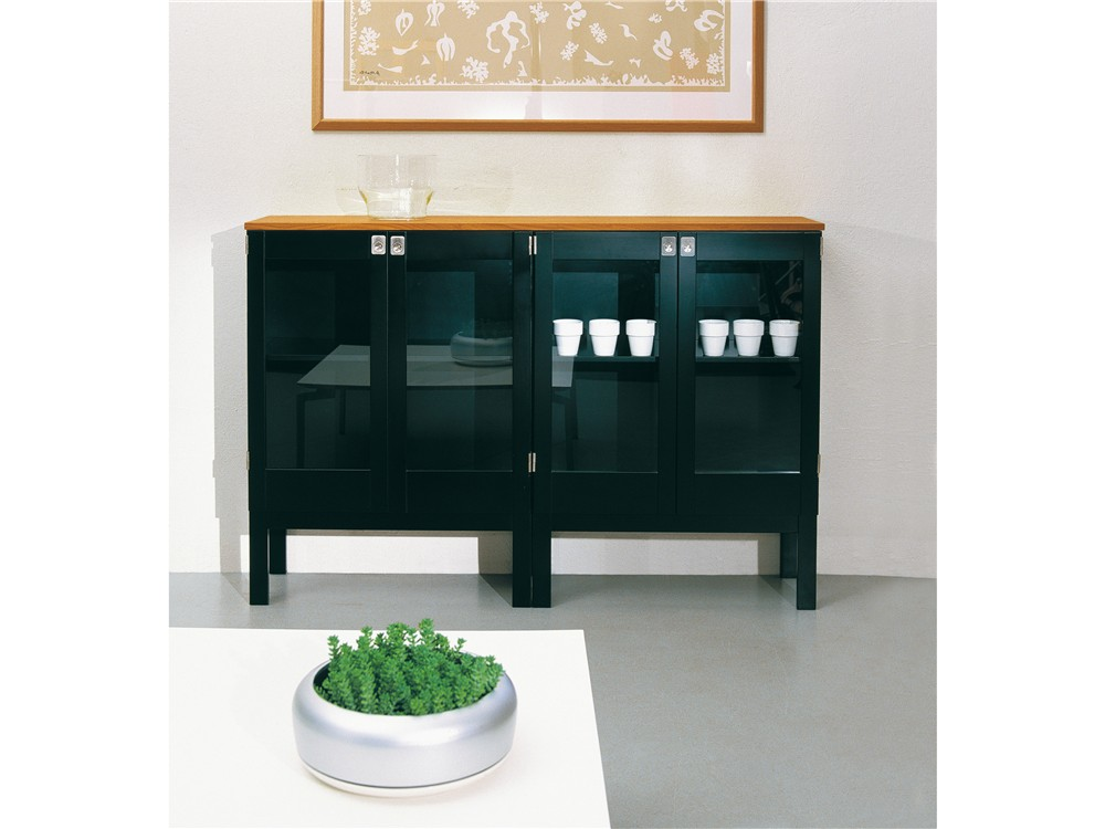 KA72, Cabinet, Glass cabinet, Shelf, Storage, Karl Andersson Söner