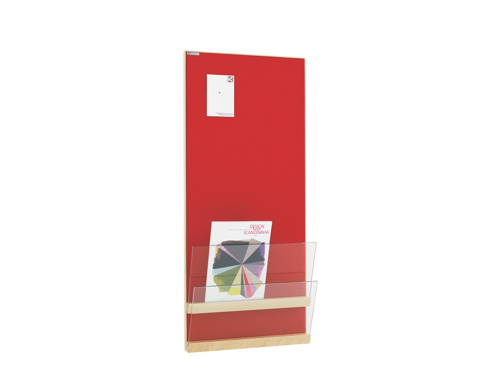 Front, Magazine display, Pinboard, Writing board, Glassboard, Whiteboard, Display system, Karl Andersson Söner