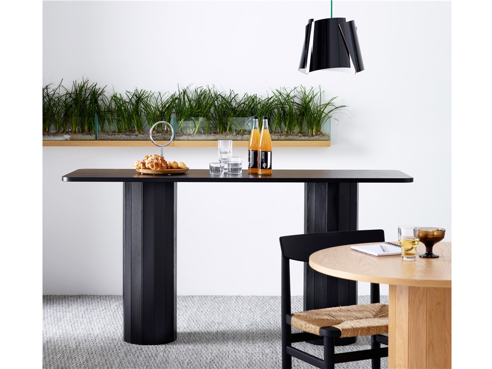 Cap, table, high table, sofa table, Karl Andersson Söner