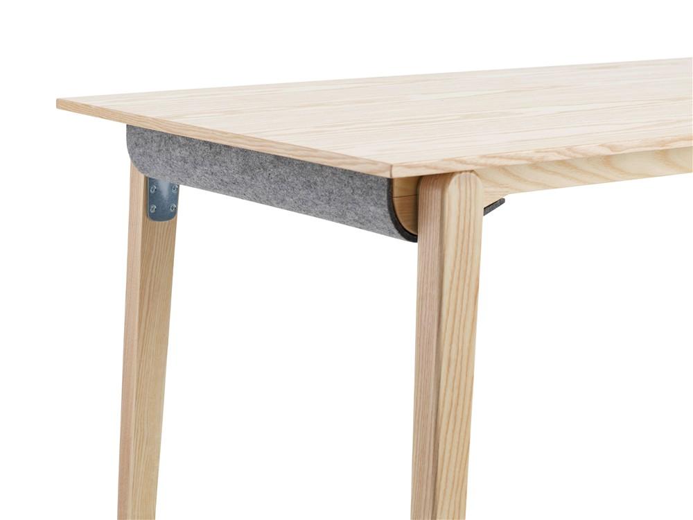 karl andersson tables press wooden legs. Black Bedroom Furniture Sets. Home Design Ideas