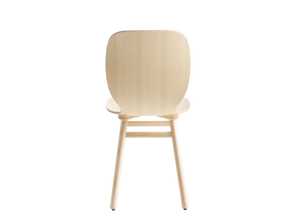 Shell Wood chair Karl Andersson Söner